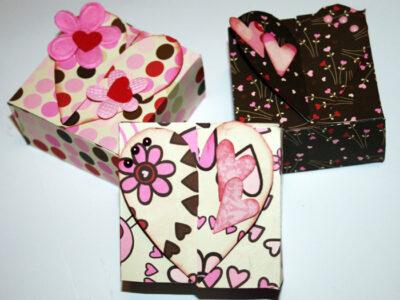 Hjärtliga valentinaskar