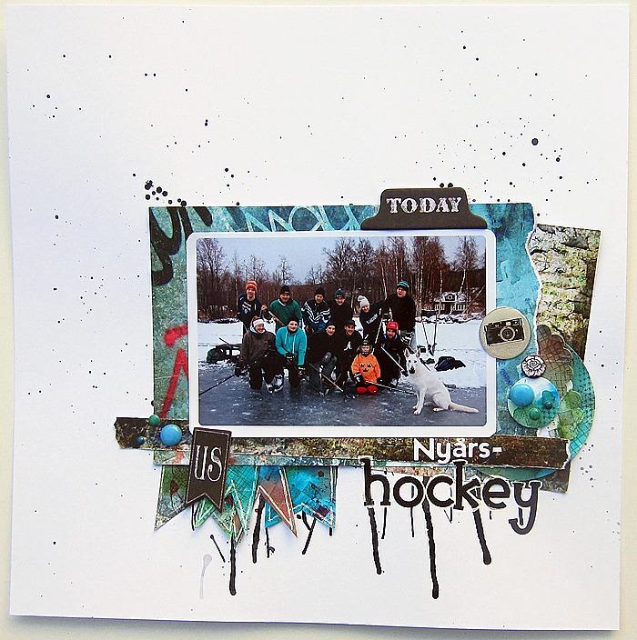 Nyårshockey
