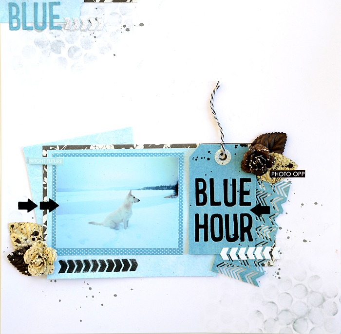 I skymningens blå timme