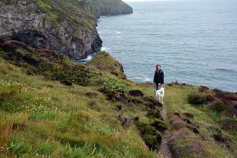 Hiking in Cornwall