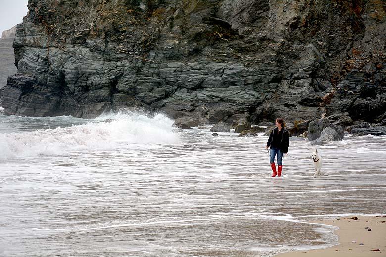 St Agnes - stranden
