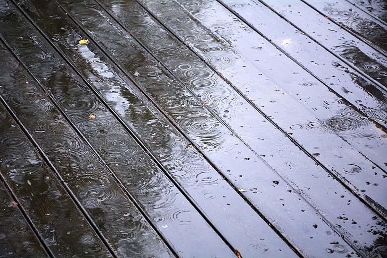 Från sol till regn