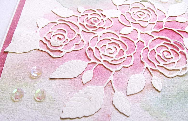 An English Rose Bouquet