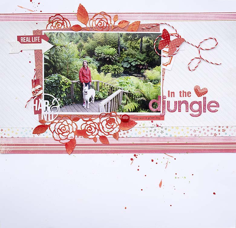 In the djungle