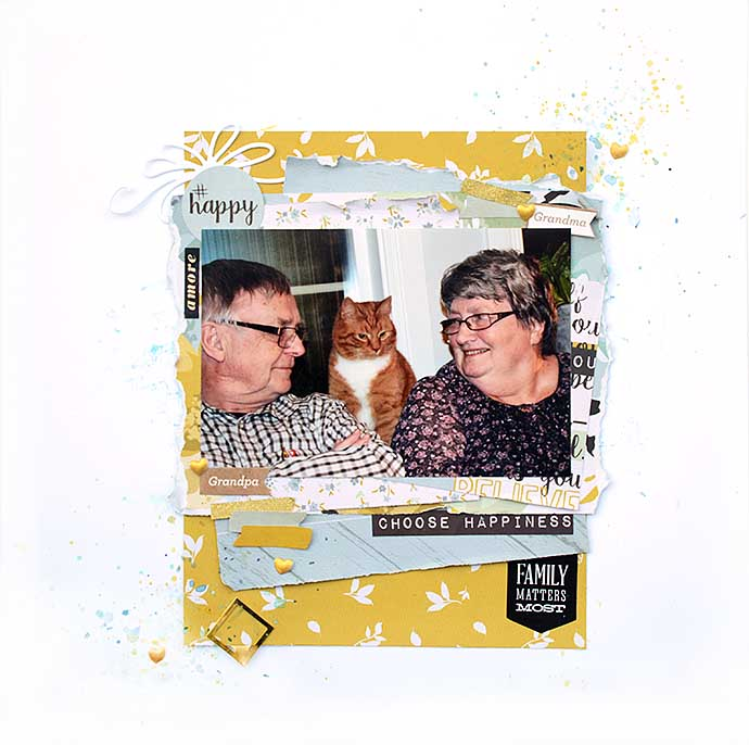 Pappa och mamma av Helens Color Life