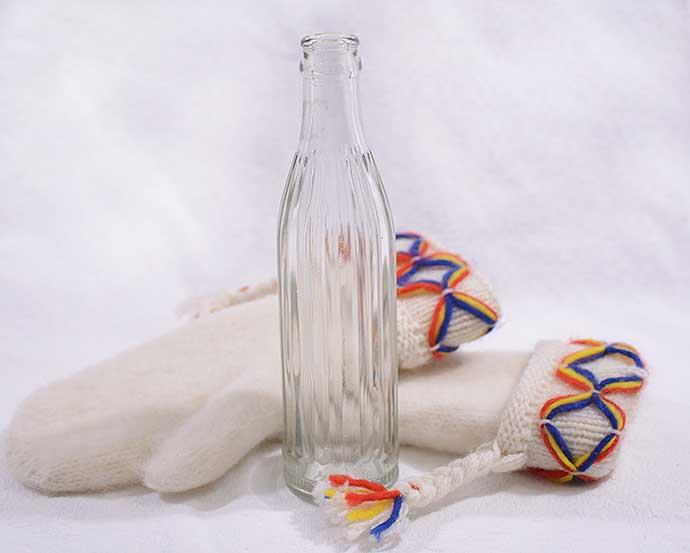 Rare Coca Cola bottle by Helen Thalen