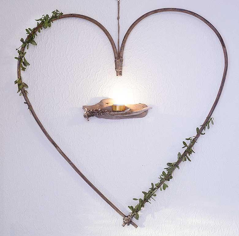 Ljushållare av ett renhorn av Helens Color LIfe