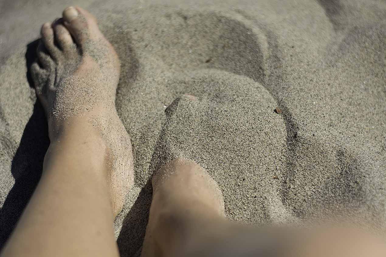 270: Sand mellan tårna (211/365)