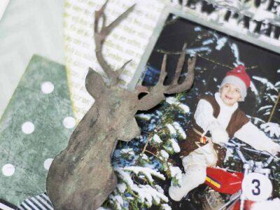 Små crosstomtar kommer till jul