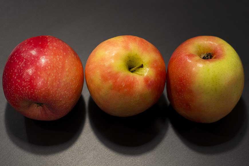 Äpplen Pink Lady av Helen Thalen
