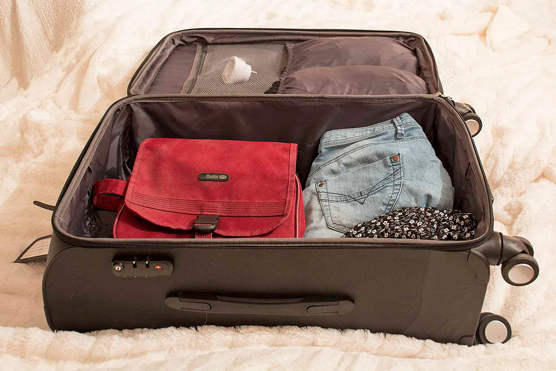 204: Packat väskan (121/365)
