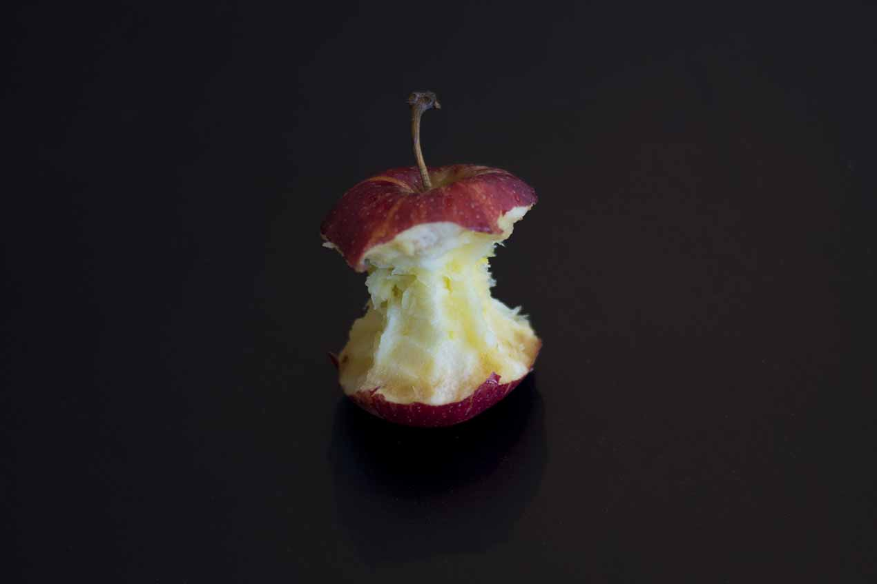356: Äppelskrutt (100/365)