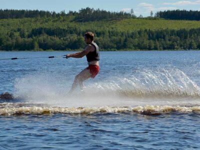 Action på sjön