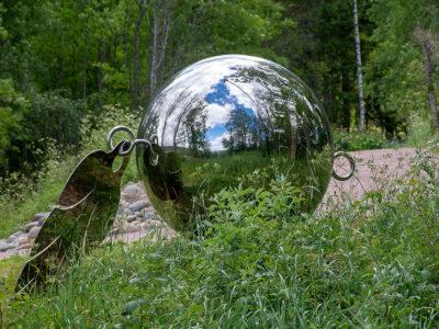 Natur och kultur i Herrgårdsparken och Köpmanholmen