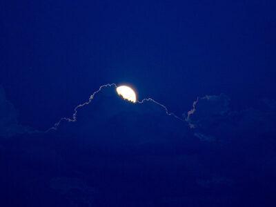En blå natt under O-Ringen