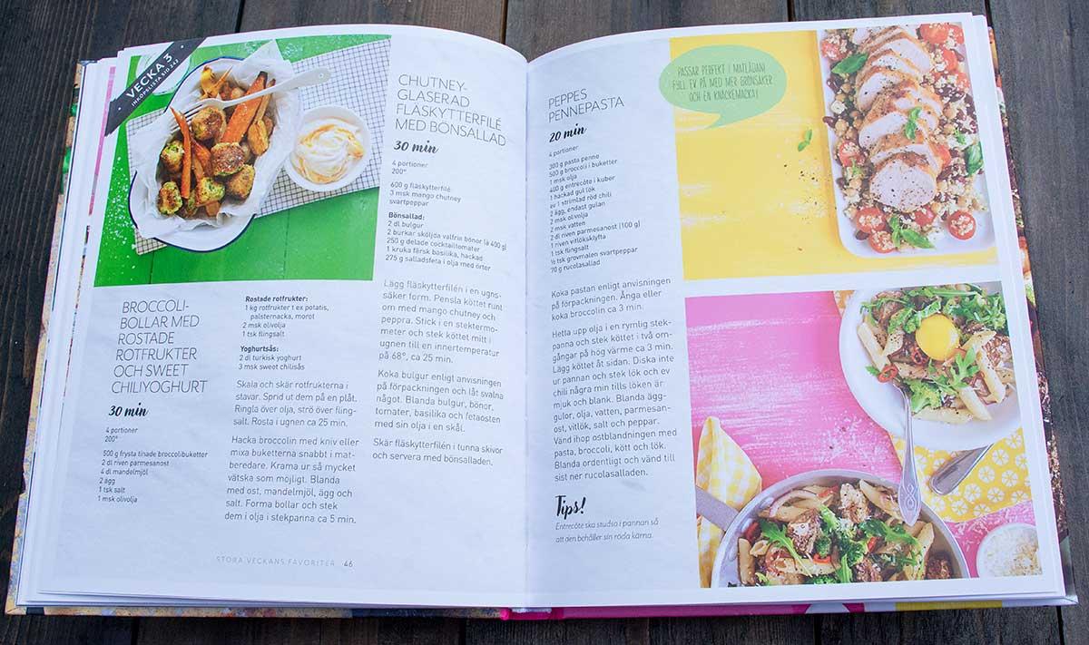 Användbar kokbok av Helen Thalen
