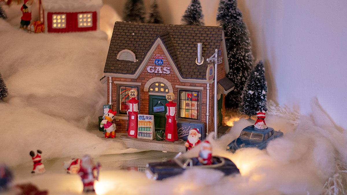 Äntligen är det advent och julen är här!