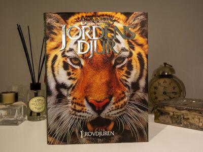 Tiger i bokform